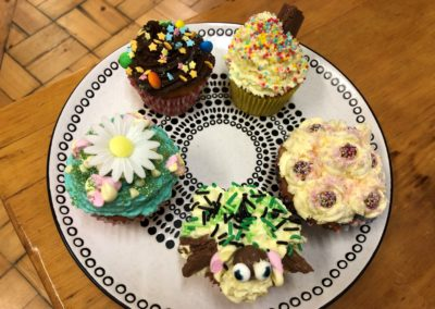 Cup Cake Competition
